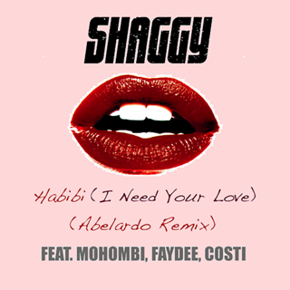 I Need Your Love by Shaggy ft Mohombi,Faydee & Costi Download