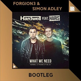 What We Need by Hardwell ft Haris Download