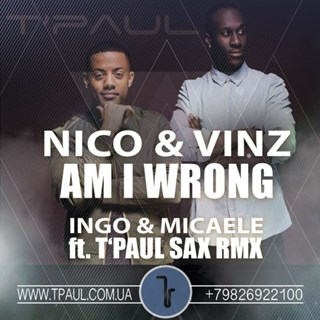 Am I Wrong by Nico & Vinz Download