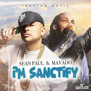 Im Sanctify by Sean Paul & Mavado Download