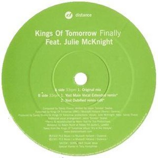 Finally by Kings Of Tomorrow Download