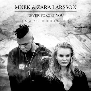 Never Forget You by Zara Larson & Mnek Download