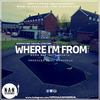 Where Im From by DJ Wonderuk Download
