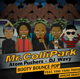 Booty Bounce Pop by Mr Collipark, Atom Pushers & DJ Wavy Download