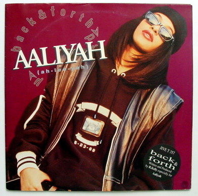 Aaliyah - Back & Forth - C Stylez Intro Clean