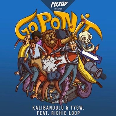 Kalibandulu & Tygw ft Richie Loop - Go Pon It (Original Mix)
