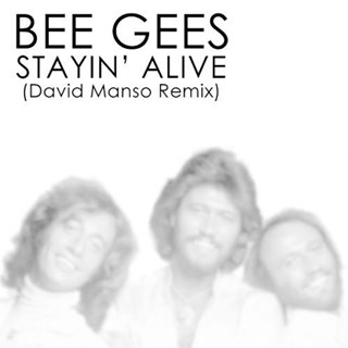 Stayin Alive by Bee Gees Download