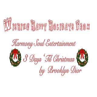 3 Days Til Christmas by Brooklyn Dior Download