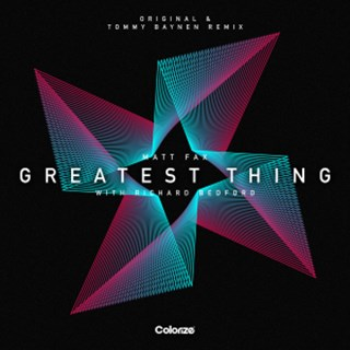 Greatest Thing by Matt Fax & Richard Bedford Download