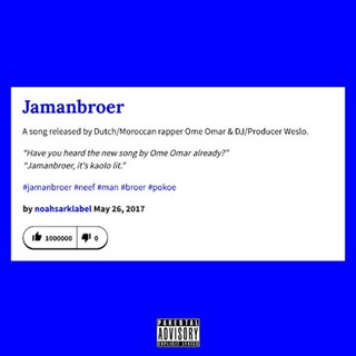 Jamanbroer by Ome Omar & Weslo Download