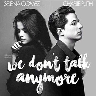 We Dont Talk Anymore by Charlie Push ft Selena Gomez Download