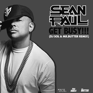 Get Busy by Sean Paul Download