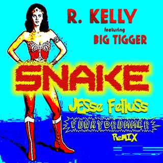 Snake by R Kelly X Jesse Felluss Download