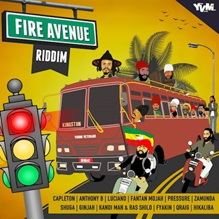 Fire Avenue In by Young Veterans Download