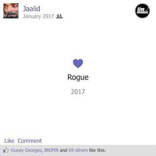 Rogue by Jaalid ft Guepy Georges Download