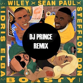 Boasty by Wiley, Stefflon Don & Sean Paul ft Idris Elba Download