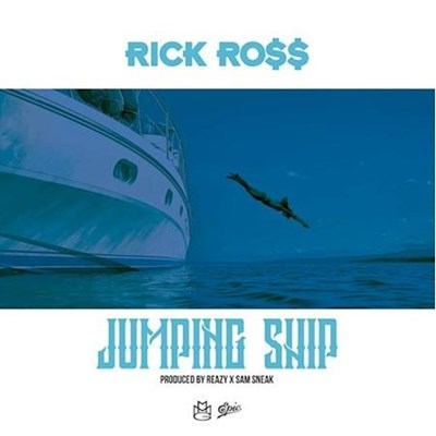 Rick Ross - Jumping Ship (Clean)