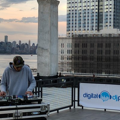DJ Nelson: Brooklyn Rooftop 2017