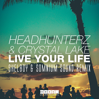 Live Your Life by Headhunterz & Crystal Lake Download