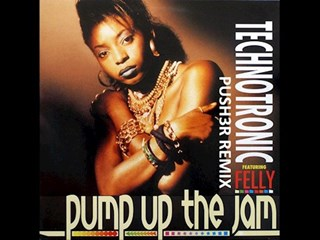 Pump Up The Jam by Technotronic Download