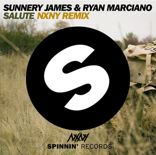 Salute by Sunnery James & Ryan Marciano Download