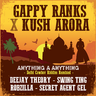 Anything A Anything by Gappy Ranks X Kush Arora Download