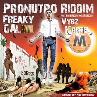 Freaky Gal Revival by Vybz Kartel Download