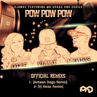 Pow Pow Pow by Mr Vegas & Cecile Download