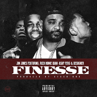 Finesse by Jim Jones ft Asap Ferg Rich Homie Quan & Desiigner Download