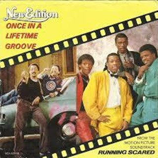 Once In A Lifetime Groove by New Edition Download